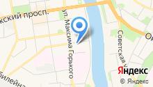Балс-Инвест на карте