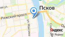Стригляндия на карте