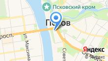 Банкомат, Балтийский банк, ПАО на карте