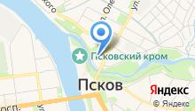 PRO-Движение на карте