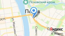 Душенька на карте