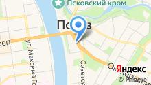 Сласть на карте
