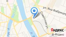 Алек на карте
