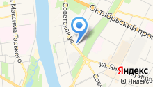 РДС city на карте