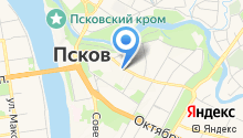 Адвокатский кабинет Шелест Н.П. на карте