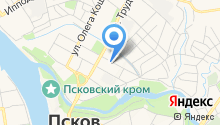 АППК, Ассоциация Псковских Профессиональных Консультантов на карте