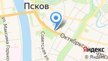 Buffet Bar Kalinka на карте