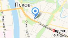 Багетная и художественная мастерская Мизгирёва Василия на карте