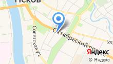 L-Service на карте