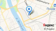 Автосервис на Советской на карте