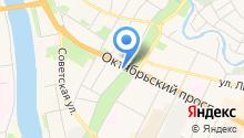 Технический центр Инкпринт на карте