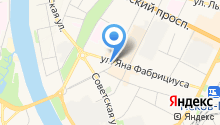 STURMER на карте