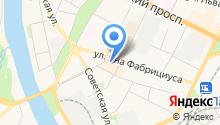 Mila Pani на карте