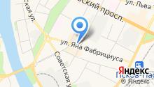 MINT на карте