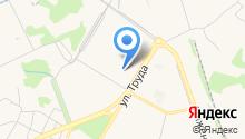 14 Район на карте