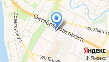 Impression на карте