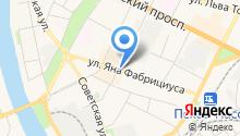 Burger City на карте