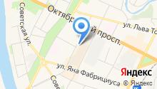 Адвокатский кабинет Горовацкого А.В. на карте