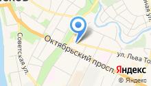 Kultura на карте