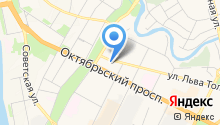 Style CLUB на карте