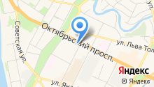 Kukotava на карте