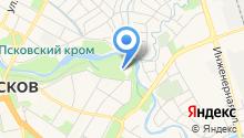 Автобизнесцентр на карте