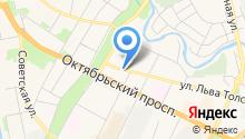 Бистро на карте