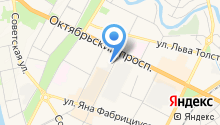 Центр делового успеха на карте