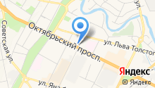 Аптека №4 на карте