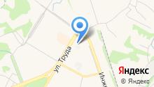 Автохолл на карте
