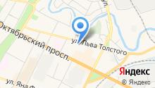 Алтэк на карте