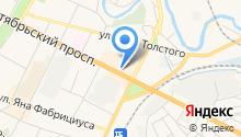 Personage на карте