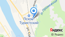 Nordman.ru на карте