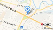 DoorHan Псков - Производитель на карте