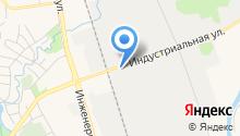 Завод Точлит на карте