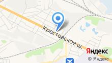 Автоудача на карте