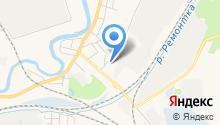 Банный веник на карте