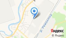 Авто-Дизель на карте