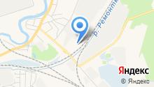 Академия права и управления ФСИН России на карте