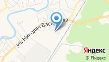 Агроснаб-Сервис на карте