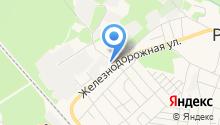 Векторный на карте