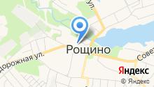 Магазин белорусской косметики и трикотажа на карте