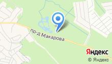 Детский оздоровительный лагерь им. Ю.А. Гагарина на карте