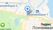 37-й отряд ФПС по Ленинградской области на карте