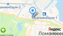 37 отряд ФПС по Ленинградской области на карте