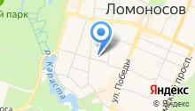 85 отдел полиции Управления МВД Петродворцового района на карте