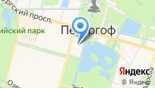 17 отряд ФПС по г. Санкт-Петербургу на карте