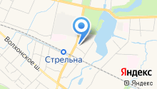 46 отдел полиции Управления МВД Петродворцового района на карте