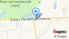 """""""Марче"""" - Косметологический кабинет  на карте"""