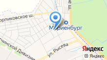 Магазин игрушек и печатной продукции на карте